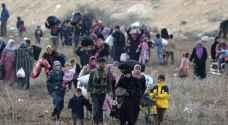 """موسكو تقترح إنشاء مركز """"روسي أمريكي أردني"""" لإعادة اللاجئين السوريين"""