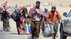 الأمم المتحدة: عودة اللاجئين إلى سوريا يجب أن تكون طوعية