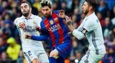 موعد مباراتي الكلاسيكو بين ريال مدريد وبرشلونة