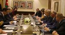 الصفدي: الأردن يشجع العودة الطوعية للاجئين إلى وطنهم