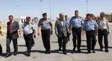 وزير الداخلية يتفقد مركز حدود المدورة قبيل موسم الحج .. صور