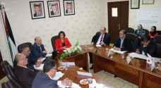 وزيرة التخطيط تشيد بإنجازات دائرة الإحصاءات العامة الأردنية