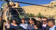 """النائب الحباشنة يعلّق على نقل أحلام بطائرة عسكرية: """"ألهذه الدرجة أصبحت بطل قومي"""""""