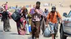 روسيا: 2531 لاجئا سوريا عادوا عبر معبر يابوس