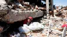 ارتفاع حصيلة ضحايا الزلزال في اندونيسيا الى 387 قتيلا