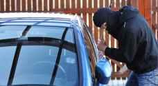 القبض على شخص قام بسرقة خمس مركبات شمال المملكة
