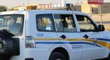 اصابة 4 رجال أمن بحادث تدهور مركبة في العقبة
