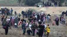 مئات السوريين يفرون من جنوب إدلب خشية هجوم مرتقب