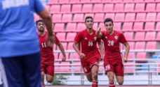 منتخب الشباب يهزم الصين في بطولة بانكوك