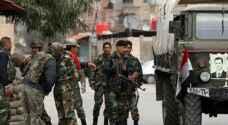 مقتل 21 عنصراً من الجيش السوري في كمين لداعش