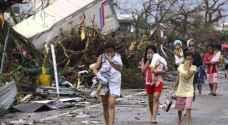 إجلاء الآلاف في شمال الفيليبين قبل وصول إعصار عنيف
