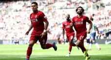 ليفربول يُسقط توتنهام في ملعبه ويبقى في الصدارة