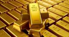 الذهب ينخفض بفعل الخلاف التجاري الأمريكي الصيني