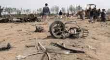 مقتل 7 أشخاص في غارة جوية على منزل في اليمن