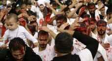 دماء تسيل من شيعة لبنان بضربات السيوف أيضا في ذكرى عاشوراء