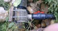 30 اعتداء على المياه في البادية الشمالية