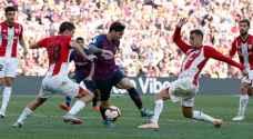 برشلونة يواصل نزيف النقاط في الدوري الإسباني