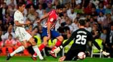 التعادل السلبي يخيم على ديربي مدريد بين الريال والاتلتيكو