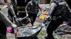 أكثر من 1200 قتيل في الزلزال والتسونامي في إندونيسيا