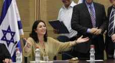 وزيرة في حكومة الاحتلال تزور ابو ظبي نهاية الشهر