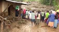 مقتل 34 شخصا على الأقل في انزلاقات تربة في أوغندا