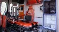 أجراء عملية ولادة داخل سيارة إسعاف في المفرق