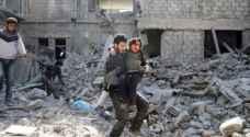 أ ف ب: مقتل 32 مدنيا في سوريا خلال الساعات الـ24 الأخيرة