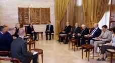 الأسد: بعض دول المنطقة والعالم تريد فرض إرادتها على السوريين