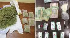 القبض على 21 شخصا من مروجي وحائزي المواد المخدرة - صور