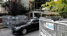 العثور على متعلقات خاشقجي خلال تفتيش عربة تابعة للقنصلية السعودية