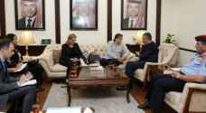 وزير الداخلية : تعامل الأردن مع اللاجئين السوريين انطلاقا من البعدين القومي والإنساني
