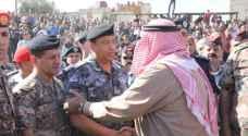 الآلاف يشيعون جثمان الشهيد الرقيب عبد الرحمن جرادات - فيديو وصور
