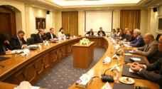 الصفدي يلتقي رئيس لجنة التعاون الإقتصادي والإنمائي الفدرالي في البرلمان الألماني