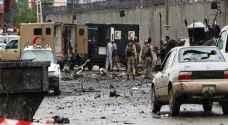 مقتل سبعة في هجوم انتحاري قرب سجن في كابول