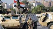 مقتل ضابط و18 مسلحا في عملية عسكرية بسيناء