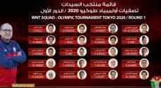 """""""الاتحاد"""" يعلن قائمة منتخب السيدات للتصفيات الاولمبية"""