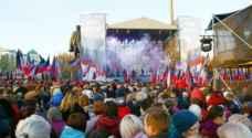 انتخابات في المنطقتين الانفصاليتين في أوكرانيا رغم انتقادات الغرب