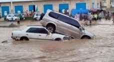 أنقذ نفسك من خطر السيول بتعلم كيفية قيادة السيارة عند حدوثها.. فيديو