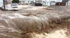 وفيات واصابات وانهيار أبنية في مصر بسبب السيول