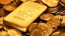 انخفاض أسعار الذهب عالمياً