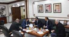 وزيرا الصناعة الاردني والعراقي يضعان جدولا زمنيا لاقامة المنطقة الصناعية المشتركة عمان