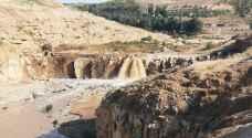 طقس العرب يحذر من تشكل السيول في جنوب المملكة