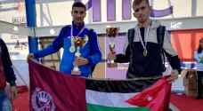 لاعبو الدرك يواصلون حصد الذهب في السباقات الدولية