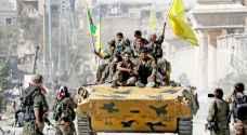 """قوات سوريا الديموقراطية تعلن اعتقال أحد مسؤولي """"داعش"""""""