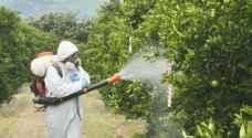 """""""الزراعة"""" ترد على اتهامها حول سلامة مبيدات المحاصيل الزراعية"""