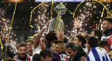 في الحلقة الأخيرة.. ريفر يحرز لقب كأس ليبرتادوريس