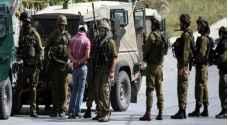 الاحتلال يعتقل 19 فلسطينيا في الضفة الغربية المحتلة