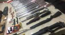 تفاصيل الحملة الأخيرة ضد مروجي المخدرات وتجار الأسلحة في المملكة