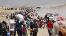 عودة 5703 لاجئ سوري من الأردن إلى بلادهم منذ تشرين الأول الماضي