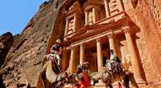 الأردن .. 4.9 مليار دولار عائدات قطاع السياحة في 2018